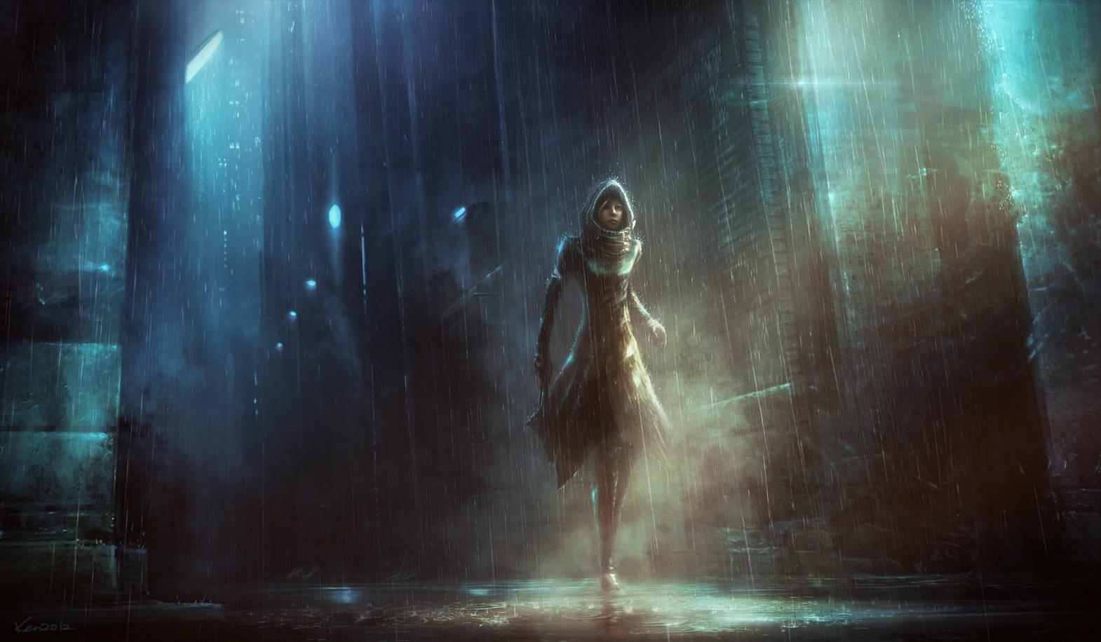 Rain by korbox (http://korbox.deviantart.com)
